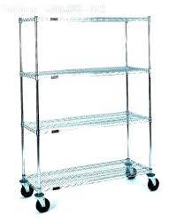 ikea wire shelf rolling shelves rolling metal shelves elegant wire shelves with wheels rolling wire carts ikea wire shelf
