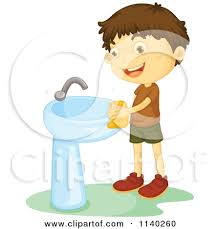 clean bathroom clipart. Modren Clipart Boy Cleaning Restroom Clipart Free  ClipartFest And Clean Bathroom Clipart