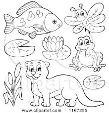River Page Clipart Clipground