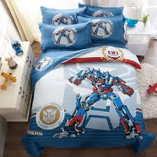 transformers bedding set 1 600x600 transformers bedding set 100 cotton 5pcs
