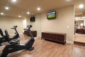 Fitness Room traditional-home-gym
