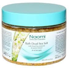 Сколько стоит <b>Naomi Соль Мертвого</b> моря с экстрактом жасмина ...