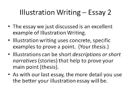illustration and example essay the exampleillustration essay  15 illustration writing essay esl illustration and example essay