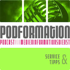 podformation - Podcast via medien-informationsdienst