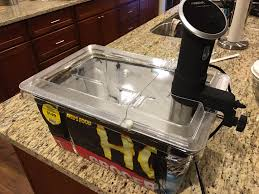 1 99 insulated sous vide container