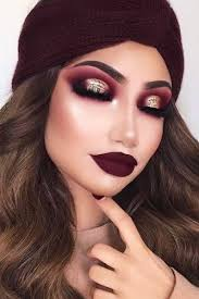do you consider glittery or matte eye makeup ideas for homeing you should look perfect so it is better to think through all the dels beforehand