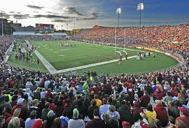 Martin Stadium At Wsu A Then Now Gallery At The
