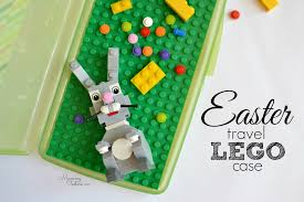 mommy testers lego travel case diy lego travel lego easter gift how