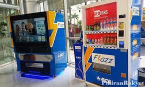Distributor Vending Machine Indonesia Gorgeous Ini Kiprah Mesin Jual Otomatis Di Indonesia Pikiran Rakyat