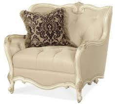 Michael Amini Living Room Sets Lavelle Blanc Living Room Set From Aico 54815 Coleman Furniture