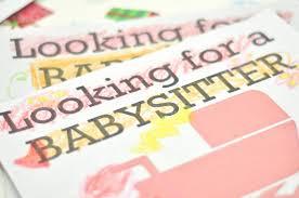 Babysitting Ads Babysitting Flyer Template Microsoft Word Free Fresh Childcare