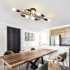 Plafond Verlichting Vintage Lampen Voor Woonkamer Iluminacion
