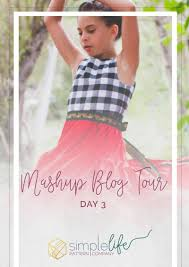 Simple Life Pattern Company Interesting Day 48 Mashup Blog Tour The Simple Life