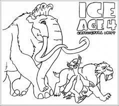 45 Sid Ice Age Ausmalen Nicks Video Intended For Ice Age Baby