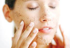 exfoliate a few times a week to get rid of dead skin putting make up over dead skin will cause it to flake off during the day your make up will look