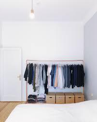 Kleiderstange Statt Kleiderschrank So Funktionierts