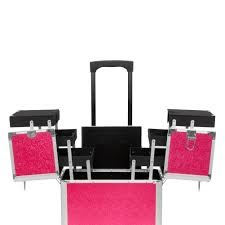 hot pink makeup train case makeup brownsvilleclaimhelp