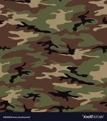Army Camo Design Army Camouflage Pattern Vector Handandbeak
