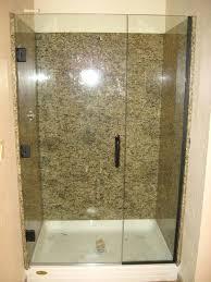 wonderful fixed panel shower door estate door panel with 3 hinges orb cl hinge l fixed wonderful fixed panel shower door amazing of shower glass