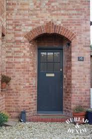 yellow brick house red door. red brick house yellow front door wonderful with best exterior i