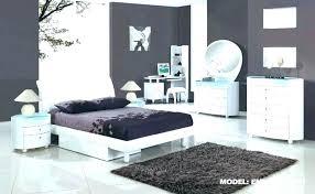 Living Spaces Full Bed Bedroom Sets Furniture Great Va