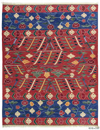 navy blue and red area rugs rugby shirt new turkish kilim rug persian striped antique bakground isfahan border nazmiyal white oriental s orange ikea