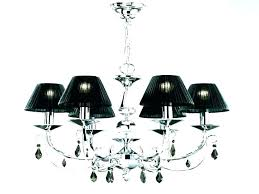 small clip on lamp shades chandelier pertaining to for chandeliers uk sma