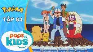 Pokémon Tập 64 - Giáng Sinh Của Rougela - Hoạt Hình Pokémon Tiếng Việt Season  2 - Pokemon Video Game Play