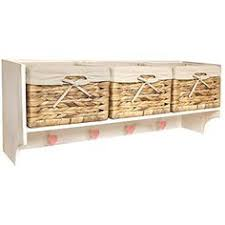 Coat Rack With Storage Baskets Large 100 hook porch hallway tidy wall coat rack hanger hall storage 29