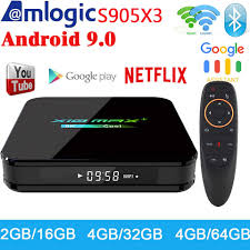 Tv android box - Home