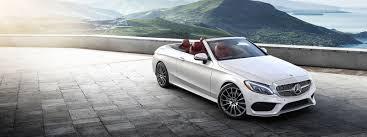 C-Class Luxury Performance Cabriolet | Mercedes-Benz