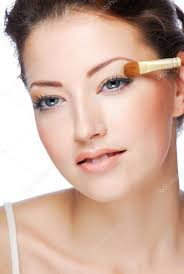 learn how to apply eyeshadow makeup in this free instructional video on applying make up