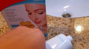 how to use sally hansen creme hair remover duo kit review