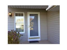 full lite storm door
