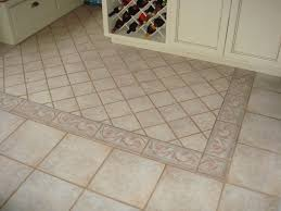 Tile Or Wood Floors In Kitchen Tile And Wood Kitchen Floor Warm Home Design