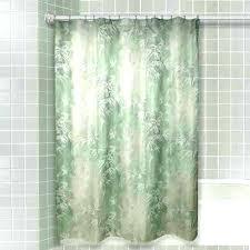 green shower curtain bamboo fabric shower curtain zoom dark green shower curtain liner bathroom decor solid