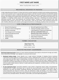 The Best Engineering Resume Sample For Anyone Looking For A