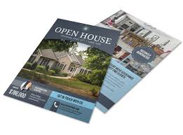 Home Flyers Template Dream Home Real Estate Open House Flyer Template Mycreativeshop