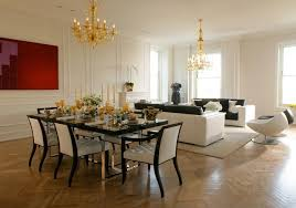 living room dining room combo. Contemporary Living With Living Room Dining Combo A