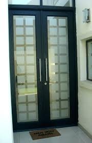 etched glass entry door designs front panels numbers frosted doors gl frosted glass front entry door