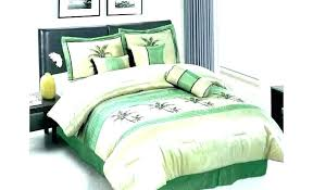 lime green duvet cover 3 pieces cotton set with active printing dot canada single bedding plain