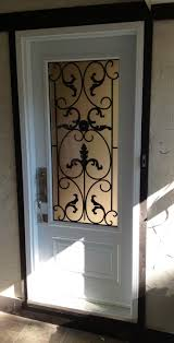 Best  Single Doors Ideas On Pinterest - Iron exterior door