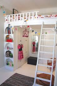cool loft beds for kids. Modren Cool Kids Loft Bed With Wardrobe Under In Cool Beds For