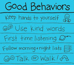 behavior list hotcakes behavior charts