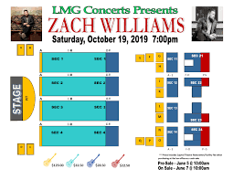 Capitol Theater Wheeling Wv Seating Chart Zach Williams Capitol Theatre