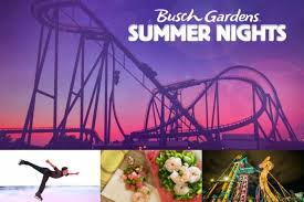 summer nights 2017 introduces new entertainment and food options at busch gardens tampa