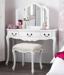 Shabby Chic Bedroom Mirror Shabby Chic White Dressing Table Mirror Bedroom Furniture Direct