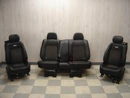 06-09 Trailblazer SS Leather and Suede Seats! Full Set! - LS1TECH ...