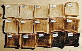 Toast Chart Pantone Toast Shades Of Breakfast Design Food Food
