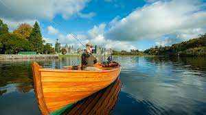 fishing on lough corrib